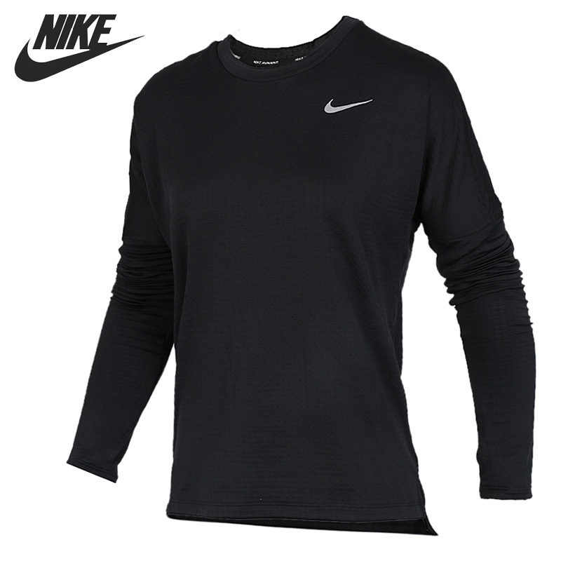 Original New Arrival  NIKE THRMA SPHR ELMNT TOP Women's T-shirts Long sleeve Sportswear