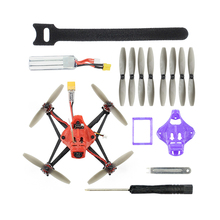 Happymodel Sailfly-X 105mm Crazybee F4 PRO V2.1 AIO Flight Controller 2-3S Micro FPV Racing Drone PNP BNF 25mW VTX 700TVL Camera