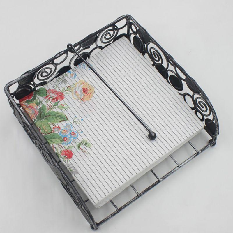 Винтаж цветок Бумага салфетки розы праздничные вечерние ткани цветочные украшения для прополки ужин и вечерние 20 шт./упак./лот