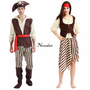 Jack Sparrow Pirate Costume Ad