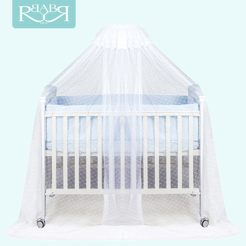 Babyruler Baby Mosquito Net Gauze Bed Nets With Support Frame Py003