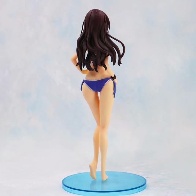 Аниме фигурка Как воспитать героиню из обычной девушки 16 см Утаха Касумигаока 1