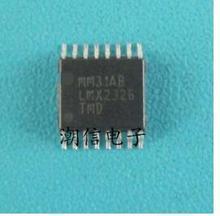 new%100 LMX2326TMD TSSOP-16 цена 2017