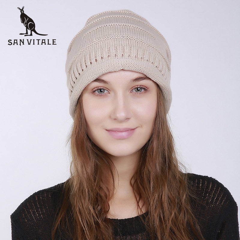 Skullies     Beanies   Hats For Women Hats Winter Warm Caps Hat Cotton Designer Cotton Casual Clothing Accessories Apparel Rabbit