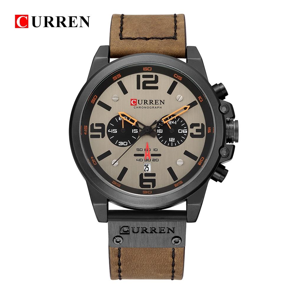 CURREN 8314 Casual Waterproof Watch 4