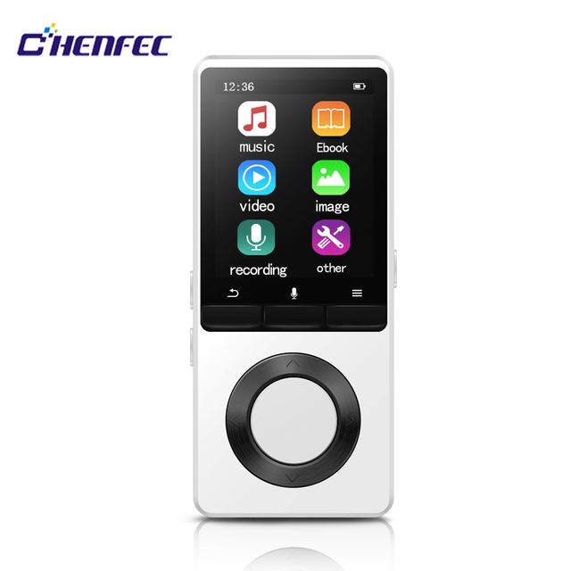 US $20 99 30% OFF MP4 player with Speaker hifi music player portable 1 8 in  sport metal player with hi fi fm radio eBook support usb,mini SD card-in