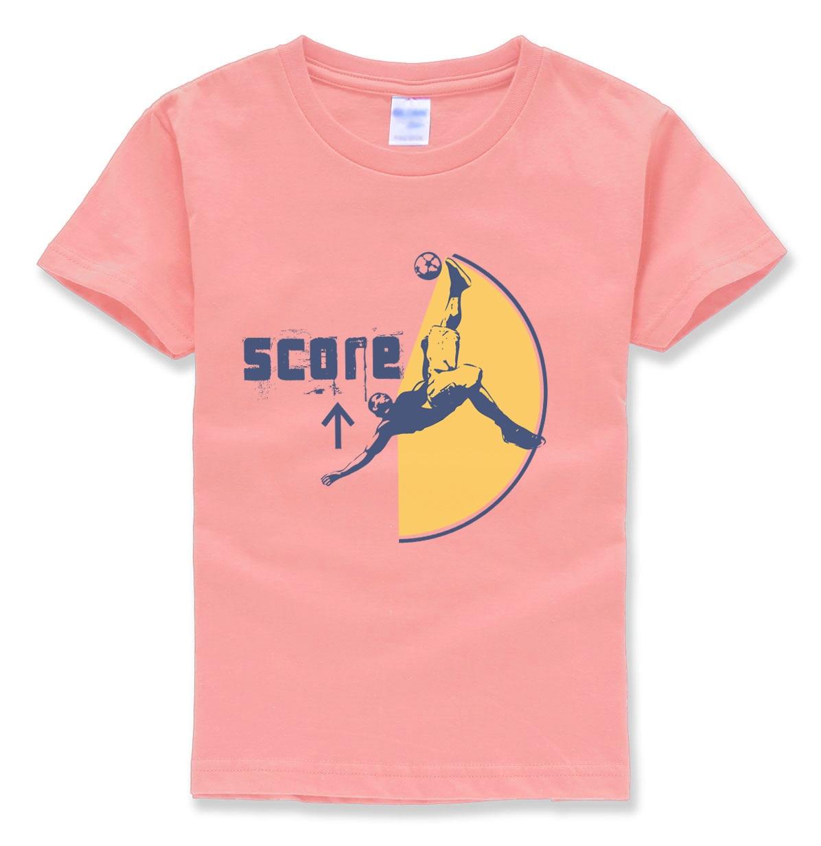 2018 zomer nieuw modemerk homme t-shirts kinderen korte mouw casual - Kinderkleding