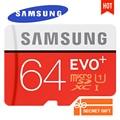 SAMSUNG 80 MB/S Карта Памяти Карта Micro Sd EVO + EVO Плюс 256 ГБ 128 ГБ 64 ГБ 32 ГБ 16 ГБ Class10 TF Карта C10 SDHC/SDXC UHS-1