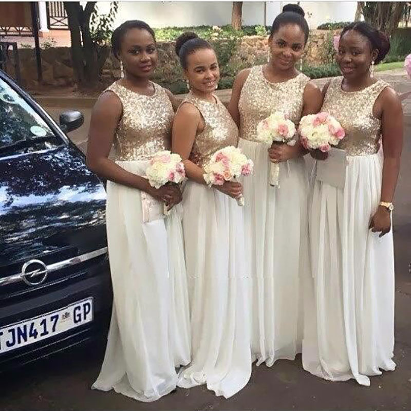 Compare Prices on Gold Sequin Bridesmaids Dresses- Online Shopping ...
