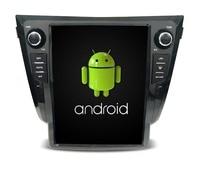 Navirider Android 7.1 radio tape recorder 4 Core 2GB RAM 32GB rom tesla vertical screen for Nissan X trail Qashqai head units