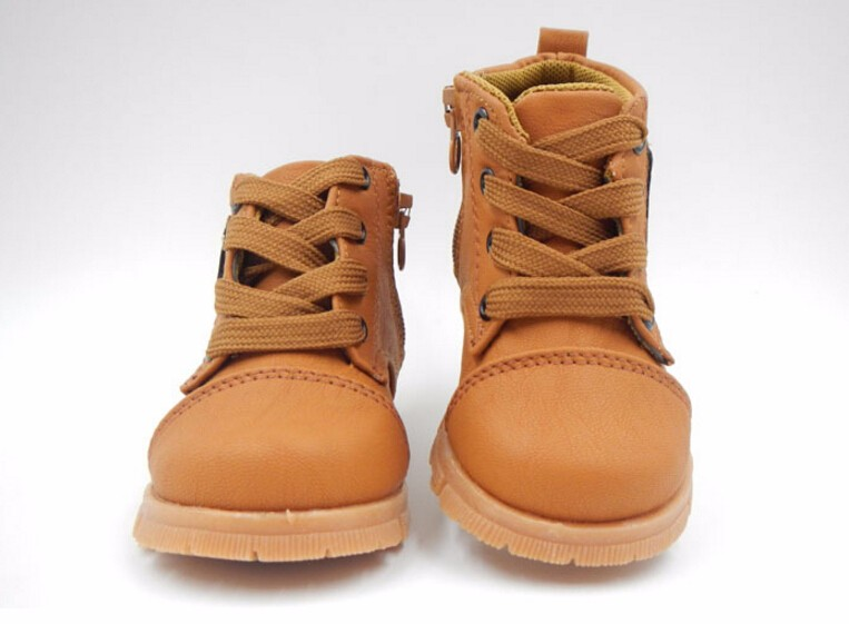 16 autumn children sport shoes boys chaussure baby girls short boots for kids sneakers child Ankle casual martin shoes 6