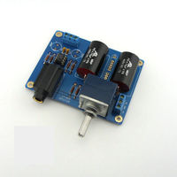 Sep Store NEW Updated Version RA1 Headphone Amplifier Kit High End AMP ALPS Potentiometer