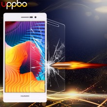 Uppbo Tempered Glass For Huawei P20 lite Glass P10 P8 P9 Lite P6 P7 P8 P9 Lite 2017 Mate SE P9 P10 Plus Screen Protector Film(China)