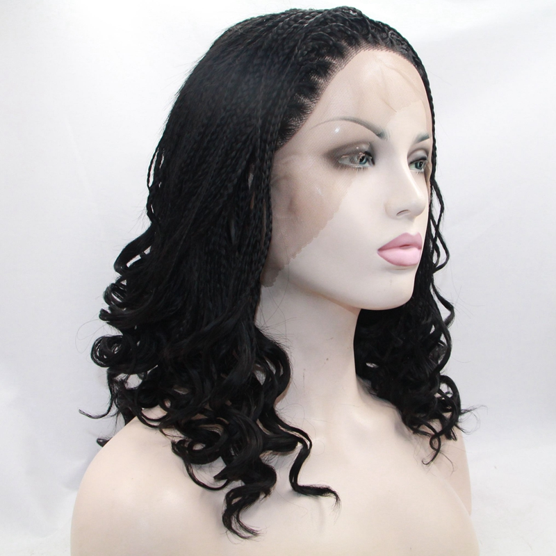 French Braid Lace Front Wigs - Stores Selling Wigs