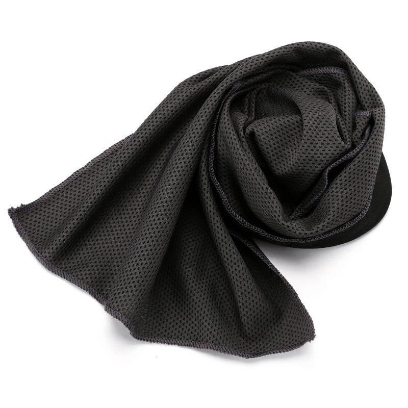 1 шт. купальники охлаждающее полотенце ледяной прочный для бега, спортзала Полотенца коврик для отдыха мгновенное охлаждение Спорт на открытом воздухе Полотенца - Цвет: SH