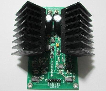 30A dual motor drive module high power H bridge strong braking function DC motor drive board
