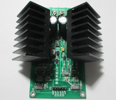 30A dual motor drive module high power H bridge strong braking function DC motor drive board цена 2017