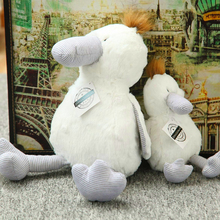 Soft Stuffed Animals Polar Bear Duck Rabbit Grizzly Baby Kids Plush Comfort Toy Women Boy Girl Gift Party Present