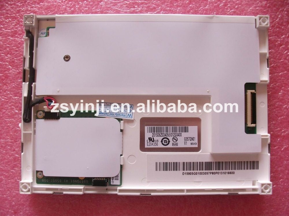 """Image 4 - 5.7"""" 320*240 LCD display screen G057QN01 V.1 G057QN01 V1-in LCD Modules from Electronic Components & Supplies"""
