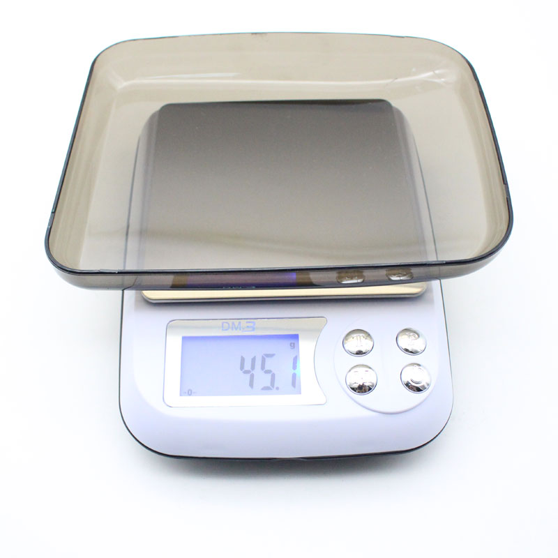EAAGD Digital Kitchen and Food Scale High-precision Cooking Scale, Multi-functionals Pro Scale with LCD Display AC Adapter