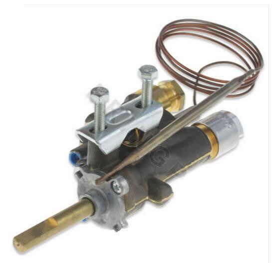 Сокол 535130132 термостат газа copreci Тип GT 354 газа на входе фланец трубы 21 мм обход сопла 0,95 мм