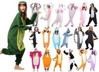 Wotogold Animal Unicorn Bear Koala Narwhal Monkey Onesie Adult Kids Unisex Cosplay Costume Hooded Pajamas Sleepwear
