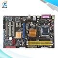 Для Asus P5QL SE Оригинальный Используется Для Рабочего Материнская Плата Для Intel P43 Socket LGA 775 DDR2 8 Г ATX На Продажу