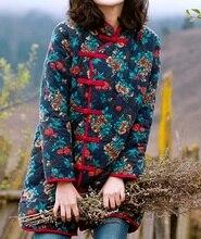 Зимой 2016 новые продукты, оригинальный дизайн более свободно большие ярдов хлопка женские хлопка мягкой одежды