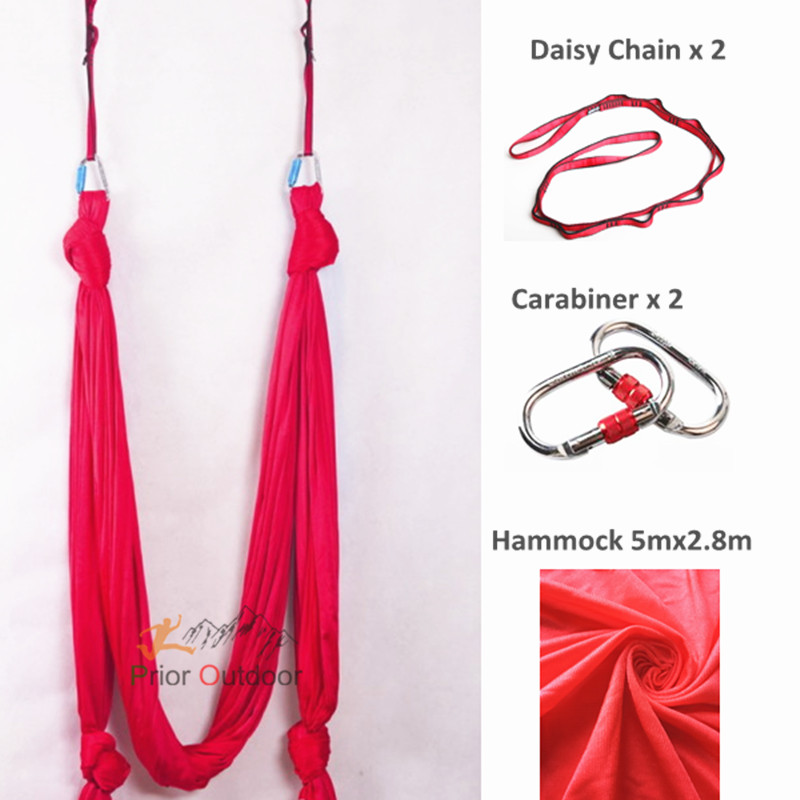 aerial yoga hammock set yoga sling 100  nylon sling yoga   daisy chain and carabiners quality guarantee antigraviti yoga online get cheap yoga hammock sling  aliexpress     alibaba group  rh   aliexpress