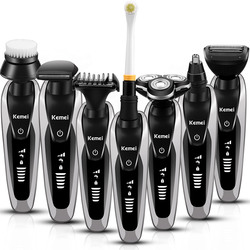 7 in 1 men s 3d floating rotary electric shaver beard trimmer rechargeable razor for men.jpg 250x250