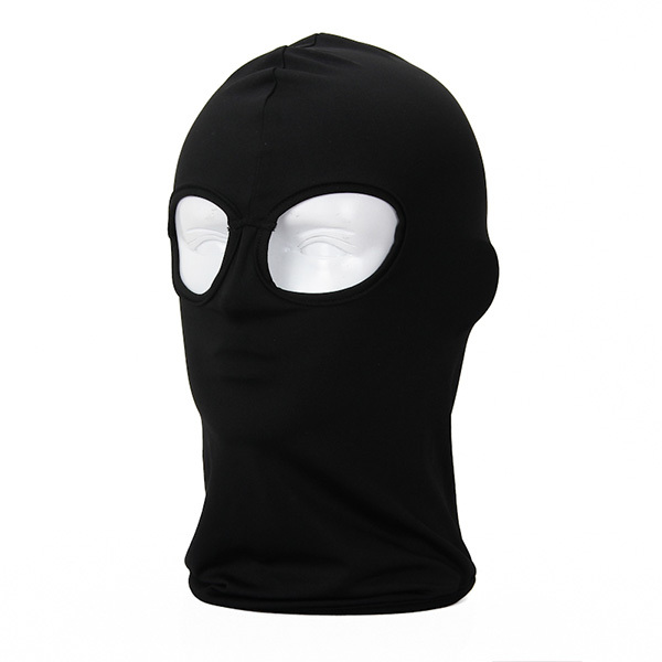 CS Field Anti-terrorism Beanie Mask Looting Cap Navy Cap Ski Hat Mask Leica Two Hole Cap New terrorism before the letter