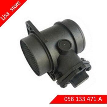 Air flow sensor สำหรับ Audi A3 A4 A6 สำหรับ V-W PASSAT Cabrio สำหรับกอล์ฟ OEM: 0280217112 0280217113 058133471A 0 280 217 112