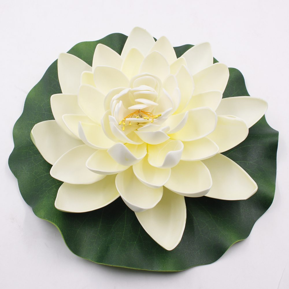 Aliexpress buy new 1pcslot high quality 28 cm artificial aliexpress buy new 1pcslot high quality 28 cm artificial silk bubble flower flower bouquet wedding decoration fish tank floating lily lotus from dhlflorist Images