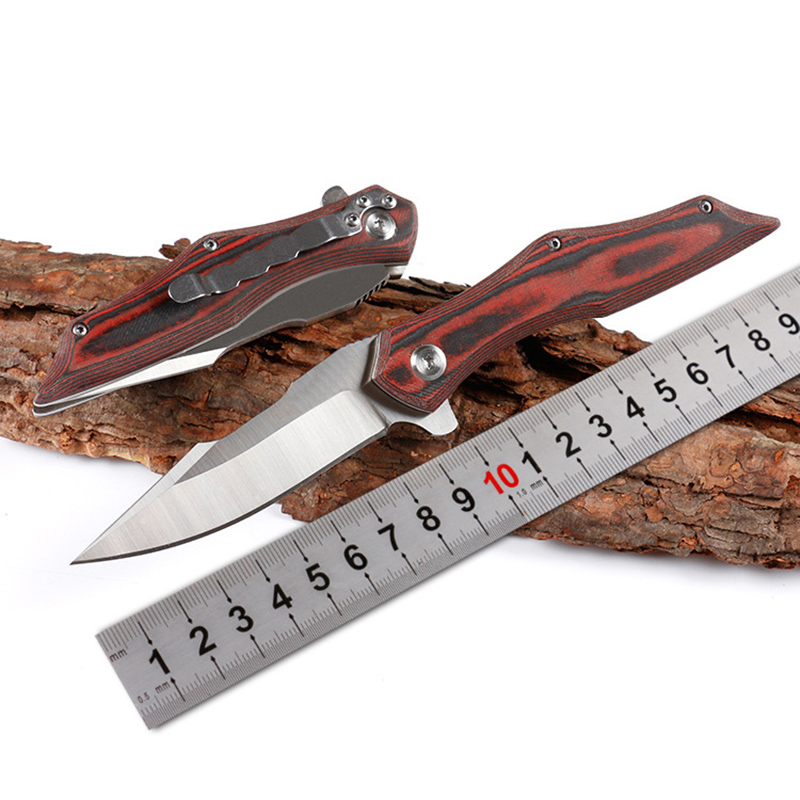 free shipping new product Outdoor camping folding knife self-defense portable camping tool Household knifefree shipping new product Outdoor camping folding knife self-defense portable camping tool Household knife