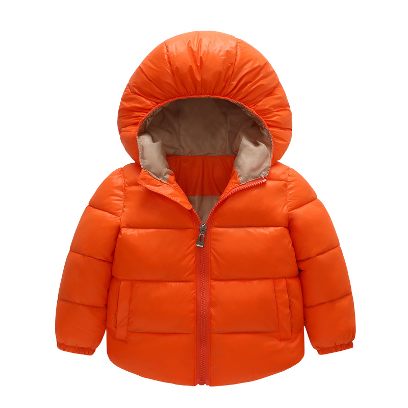 e3e218ef3910 2017 new Fashionable winter warm baby coat Unisex jacket boys girls ...