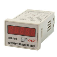 220VAC 4 Terminal LED Display 1 99999 Digital Count Up Counter Relay JDM11 5H