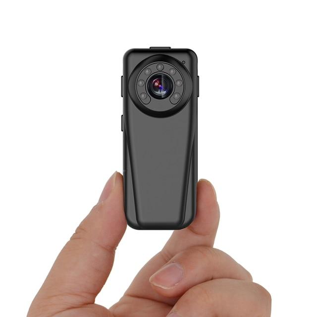 Full HD 1080 P Мини-Камера Инфракрасного Ночного Видения Камера Широкий угол Цифровой Голосовой Видеорегистратор DV Камера DVR Микро-Камеры Espia