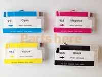 CN045A CN046A CN047A CN048A 950 951 950XL 951XL Refillable Ink Cartridge For HP 8100 8600 8610