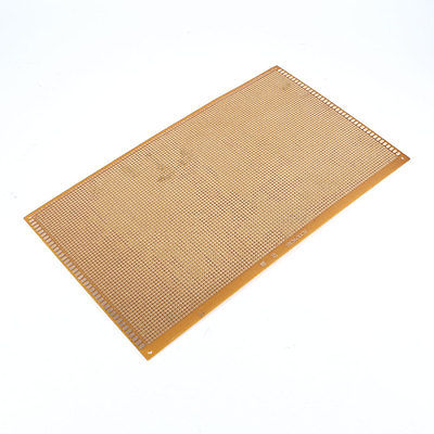 FR-4 Single-sided DIY Prototype PCB Universal Board Breadboard 18cmx30cm universal single sided pcb copper clad board for diy 10 piece pack
