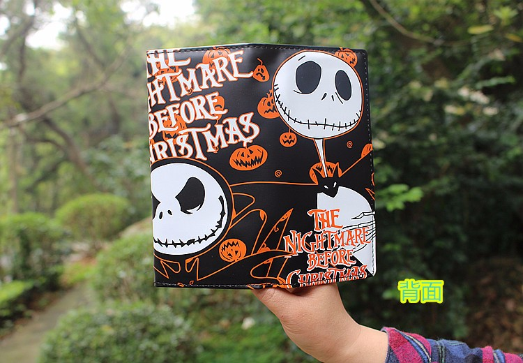 Wallet Jack SallyThe Nightmare Before Christmas  (4)