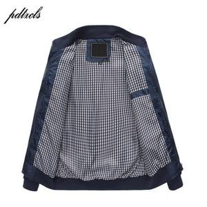 Image 4 - Hot Fashion Mens Dunne Lente Herfst Jassen Casual Mode Engeland Stijl Jas wind regen proof Jassen Grote size (M 5XL)