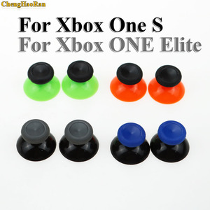 Image 1 - ChengHaoRan New 2 PCS for Microsoft Xbox One X S Controller 3D Analog  Sticks Grip Joystick Cap Blue Red Controller