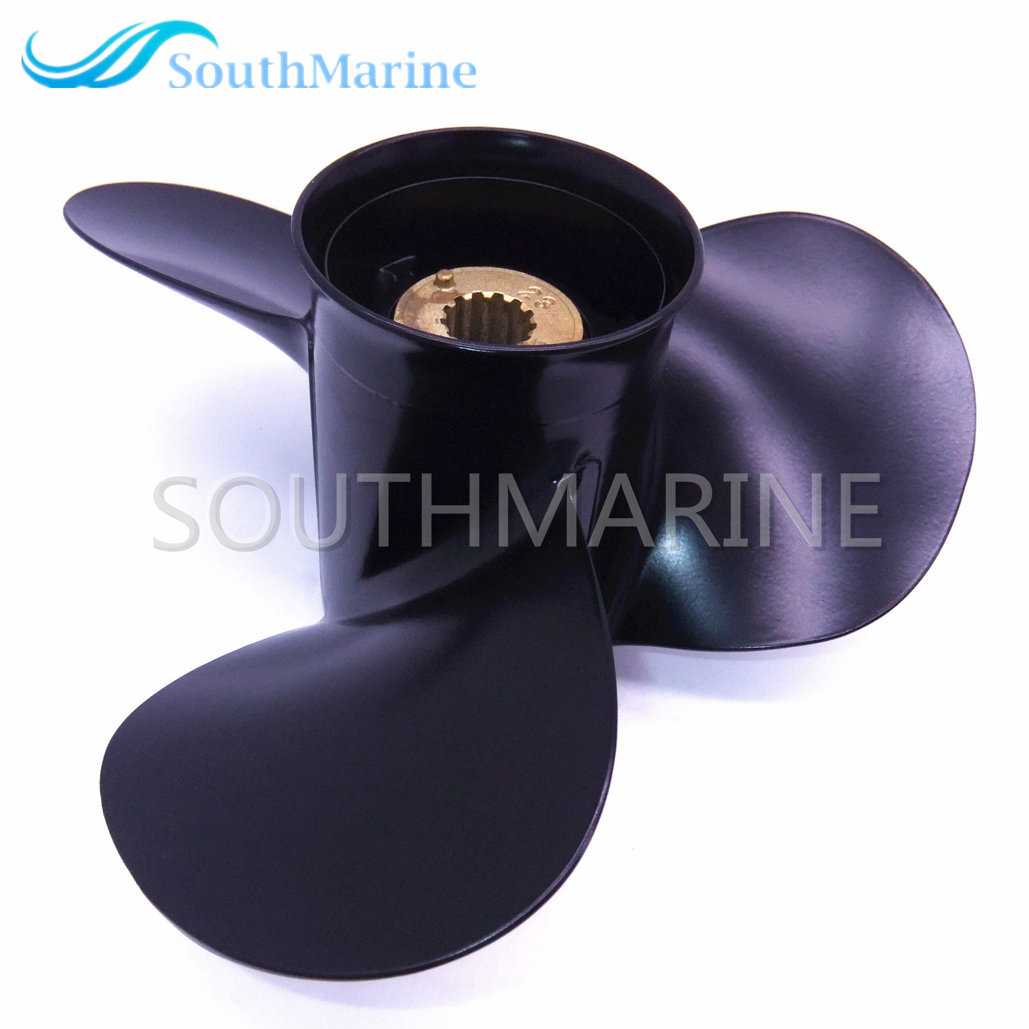 Outboard Engine 11 1 8x13 G Aluminum Propeller for Mercury 40HP 45HP 48HP 50HP 55HP 60HP