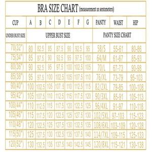 Image 2 - Jerrinut Sexy Bra Seamless Plus Size Bra Front Closure Leopard Bras For Women Bralette Push Up Bra Underwear Women