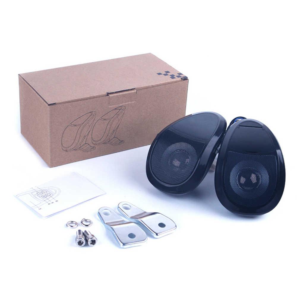 防水 Bluetooth オートバイスピーカースピーカー MP3 音楽オーディオプレーヤーサウンドシステム FM ラジオ atv UTV スクーター