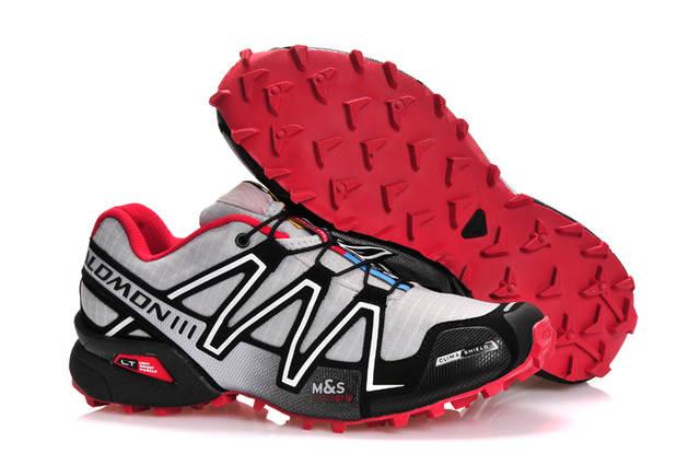 Symbol Of The Brand Men Shoes   Salomon Speedcross 3