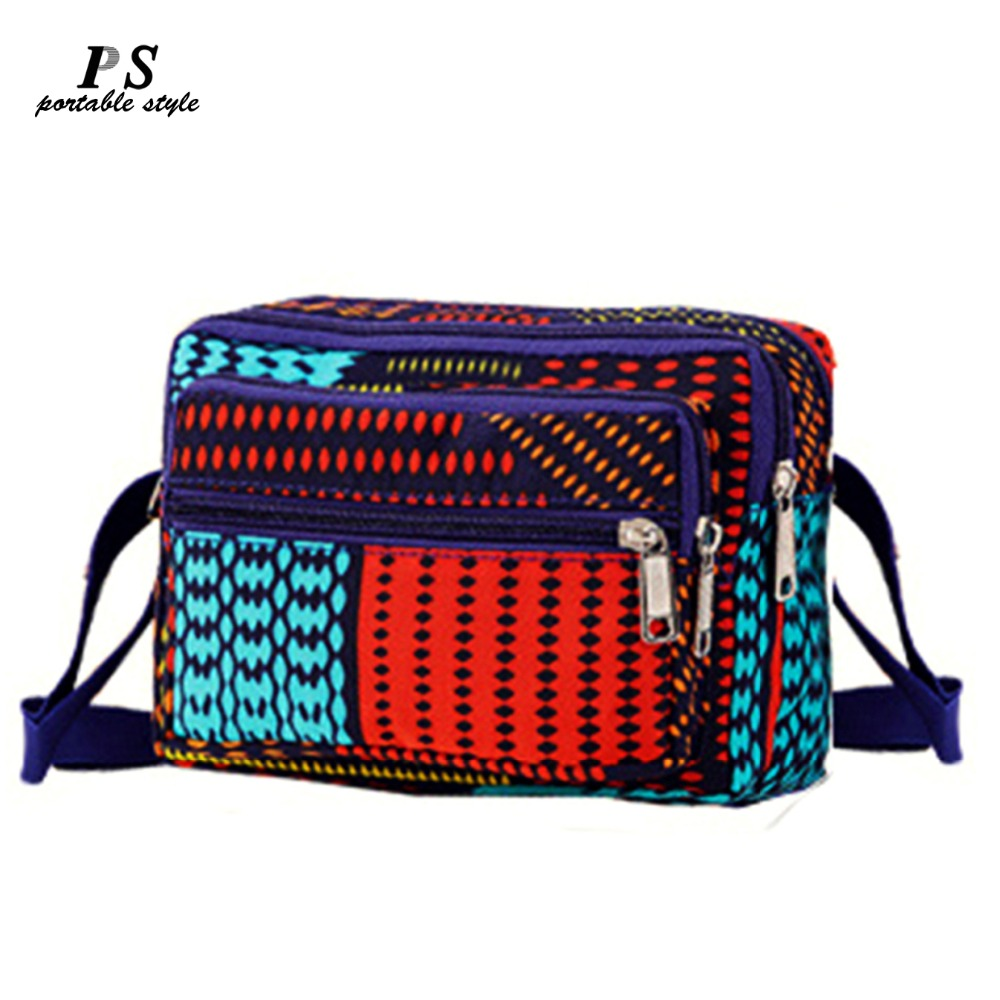 Summer Bag Messenger-Bags Crossbody-Bag Sac Main Nylon Femme-De-Marque Waterproof Casual