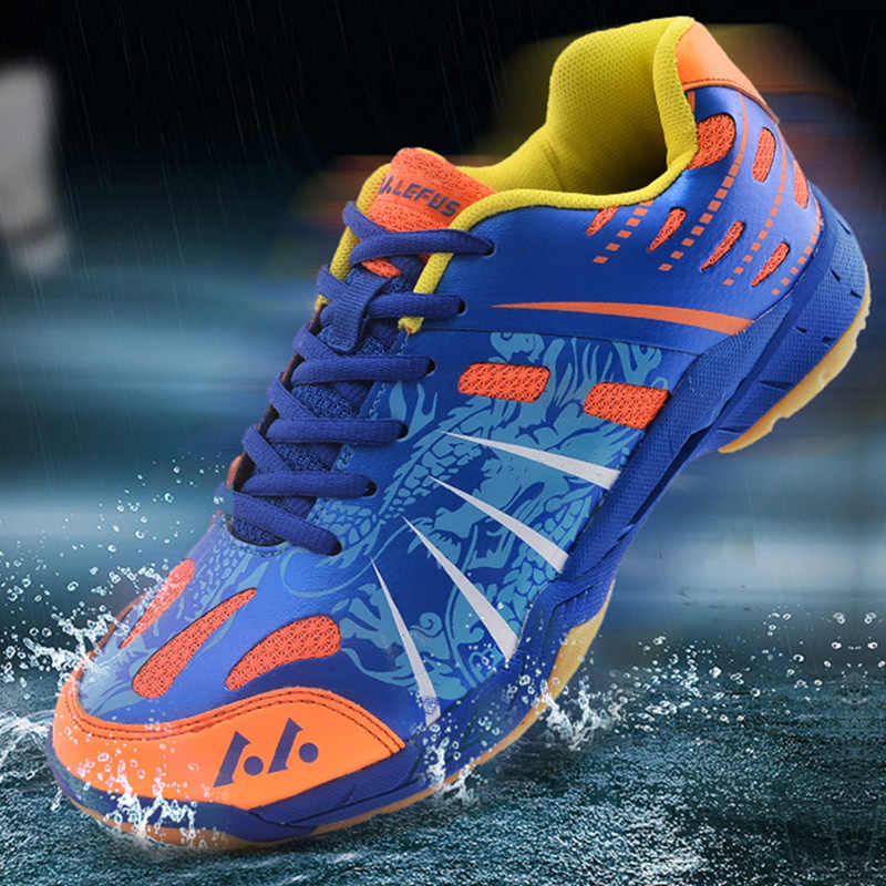 Men Sneakers Shoes Outdoor Sports Breathable Ladies Sneakers Male Training Non-slip High Quality Tennis Female Badminton Shoes