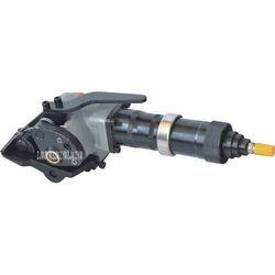 KZL pneumatyczna stalowa prasa przenośny napinacz Split taśma stalowa maszyna do półautomatyczne pneumatyczne prasy do 0.4 0.6Mpa ciśnienia w Narzędzia pneumatyczne od Narzędzia na