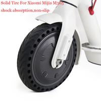 2 Pcs 8 1 2X2 XIAOMI MIJIA M365 Electric Scooter Tire Vacuum Solid Tyres For Electric
